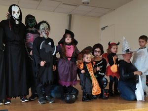 Halloween à Coussergues