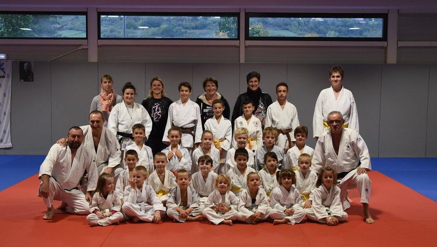 Soirée châtaignes grillées au Judo club