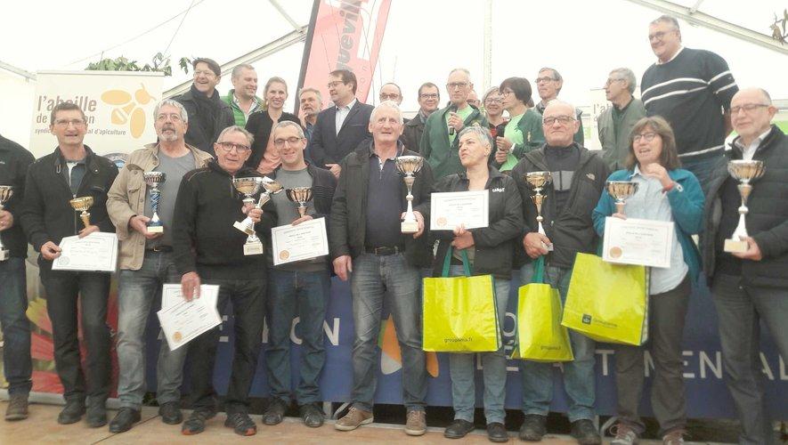 La remise des prix a eu lieu à Baraqueville.