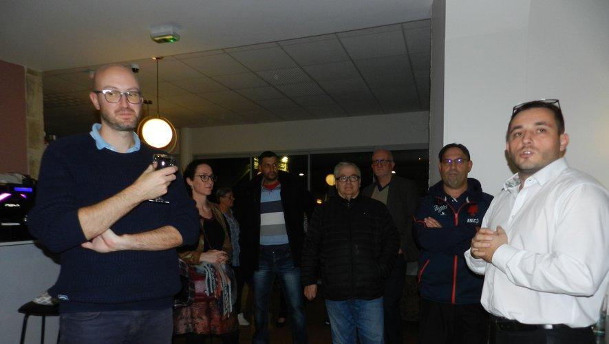 Jean-Sébastien Orcibala animé cette soirée.