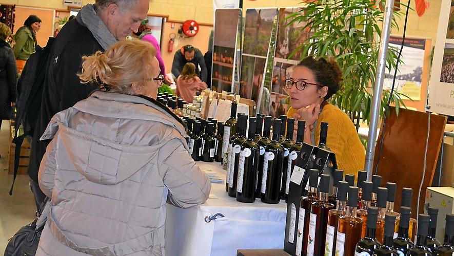 Les visiteurs pourront découvrir les spécialités à boire de l'Aveyron,du ratafia, en passant par les vins et les bières.