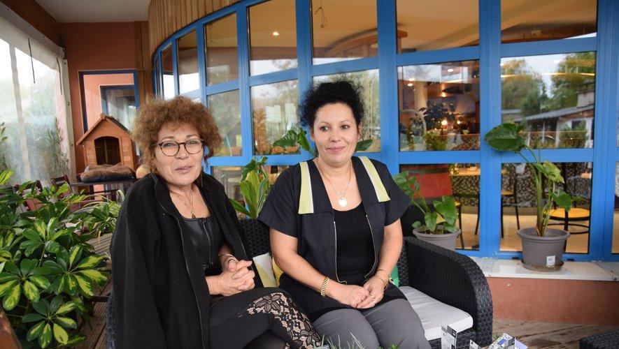 Rose Marquès et sa fille Nathalie s'adaptent le plus souvent aux demandes de la clientèle.