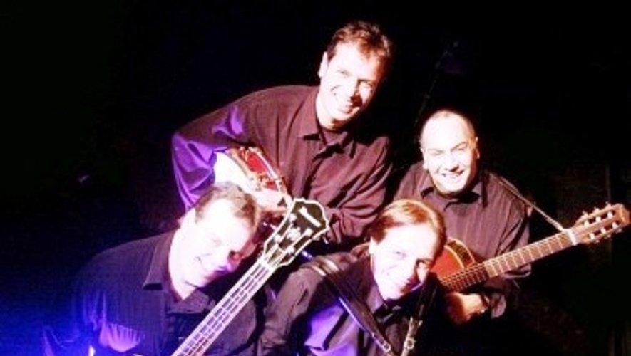 Concert avec Alain Musichini Jazz Quartet