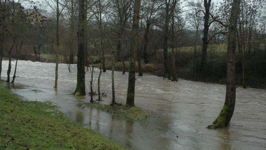 Des risques d'inondation  sont à prévoir.