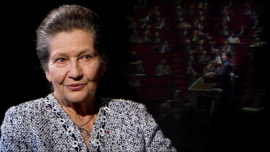 Parmi la sélection on trouvera aussi des portraits de personnalités comme Simone Veil.