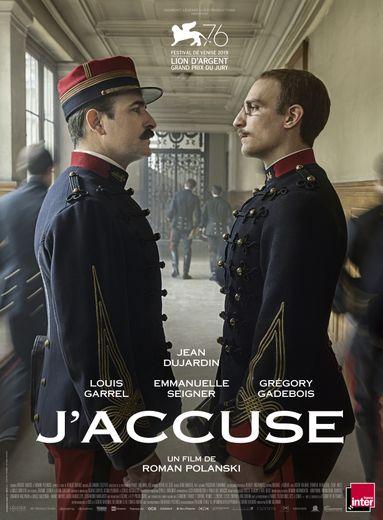 """""""J'Accuse"""", film de Roman Polanski sur l'affaire Dreyfus, scandale antisémiste majeur de la fin du XIXe siècle en France, a été projeté en avant-première lundi soir à l'Ecole militaire en présence de nombreux hauts gradés."""
