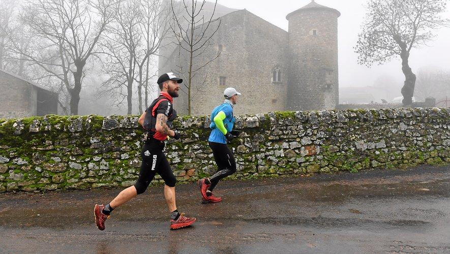 Pluie, froid ou obscurité ne peuvent être des excuses pour stopper la course à pied !