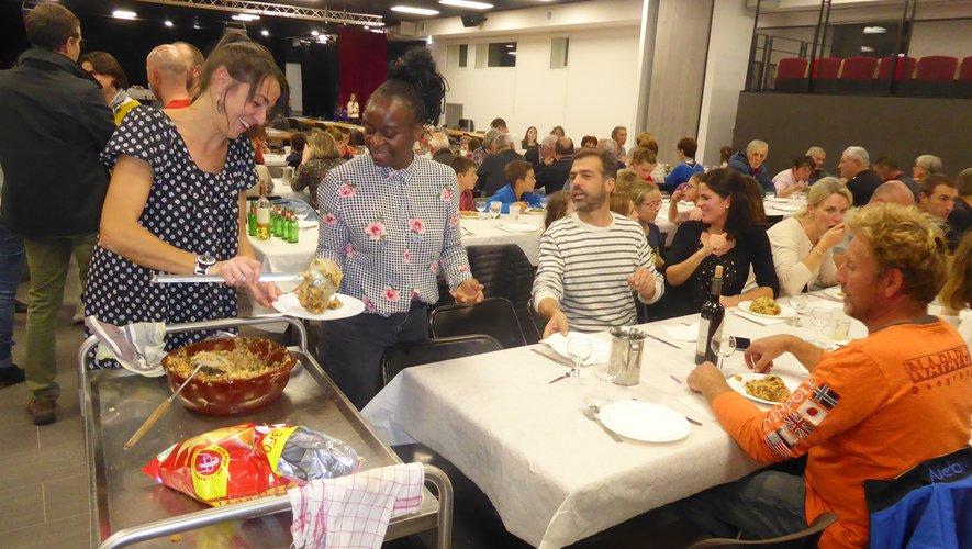 L'école Jean-Boudou entre soupe au fromage et belote