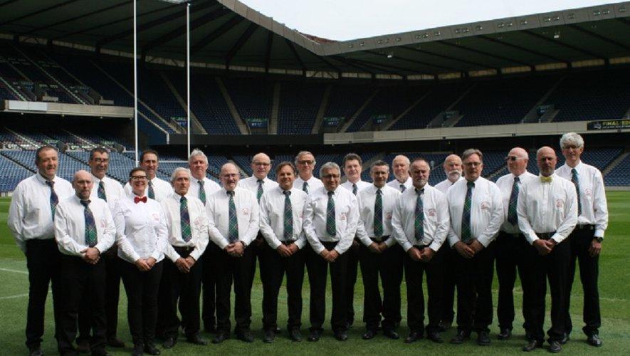 C(h)œur des Rugueux est un groupe d'anciens joueurs de rugby.