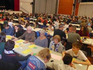 Les amateurs de loto ont soutenu l'école Jacques-Prévert