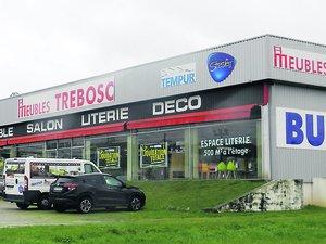 Les Meubles Trébosc vont quitter la route haute de Farrou le 15 janvier.