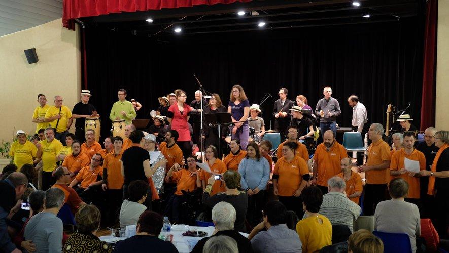 Une soirée de musique de qualité à ne pas manquer. Quelle fiertépour les musiciens et pour les formateurs de se produire devant le public !
