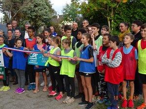 Le collège Saint-Martin s'investitdans l'athlétisme.