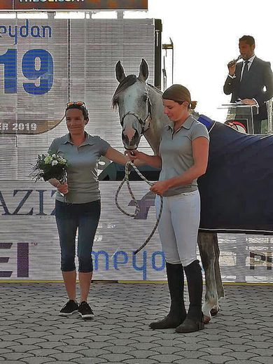 Le champion C'Pieraz du Vialaret récompensé à Pise