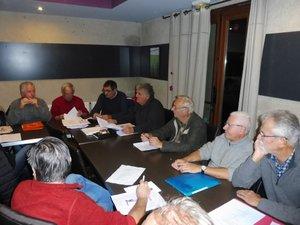Lucien Bès, Michel Navier et Marc Nogaret ont animé cette réunion.
