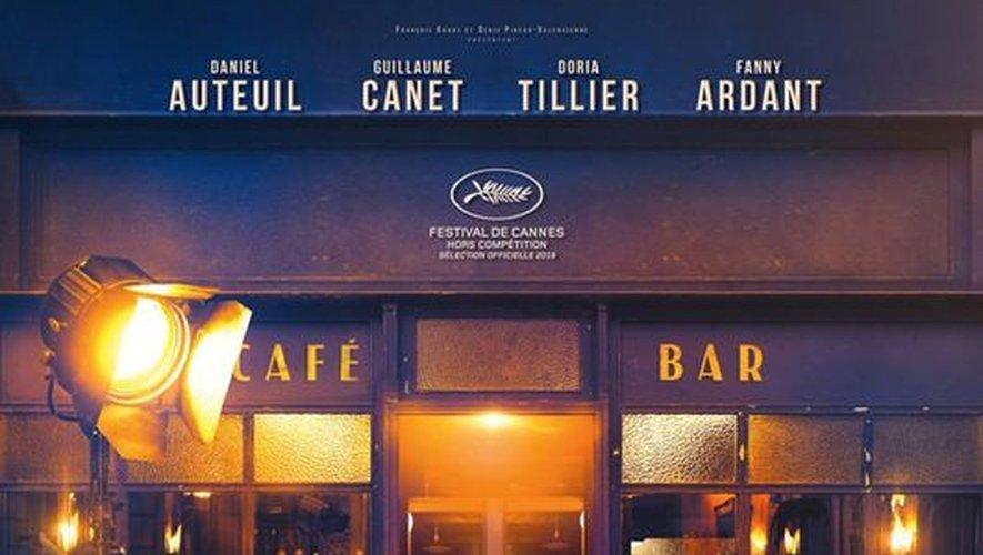 """""""La belle époque"""" réunit à l'écran Daniel Auteuil, Fanny Ardant, Guillaume Canet et Doria Tillier."""