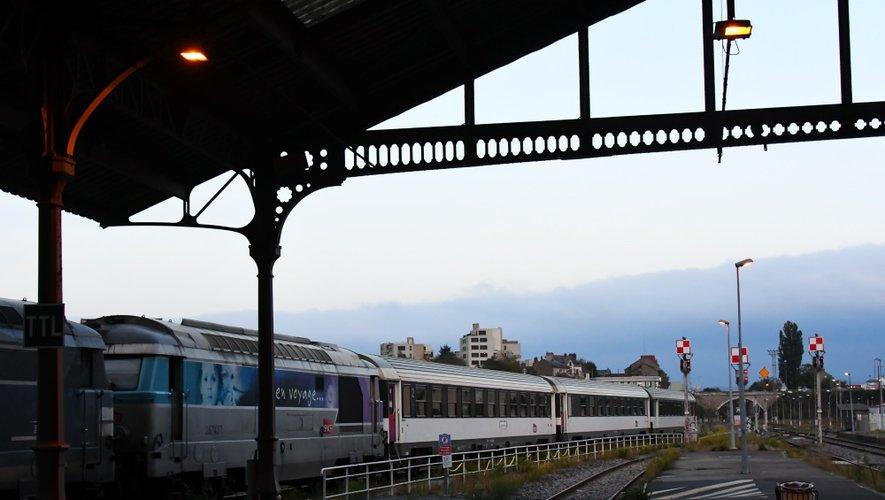 Plus de 11h30 pour rejoindre Rodez au départ de Paris.