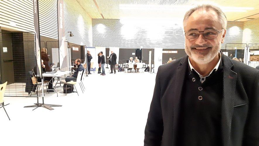 Jean-Marc Lacombe, président de Sismic.