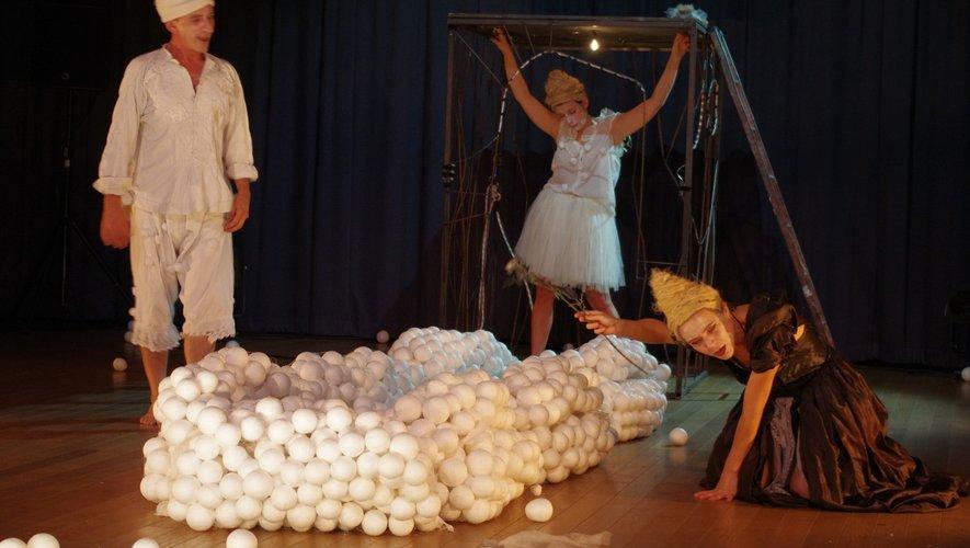 Une soirée théâtre magique et poétique