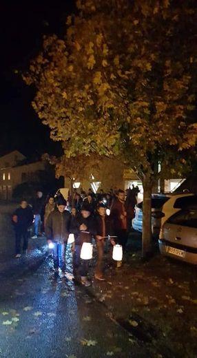Téléthon : le village aussi participe  à ce mouvement de solidarité