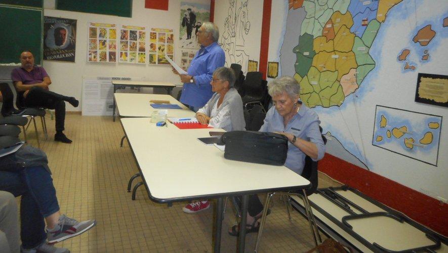 Decazeville : les ateliers de Memoria andando ont repris leurs activités - Centre Presse Aveyron