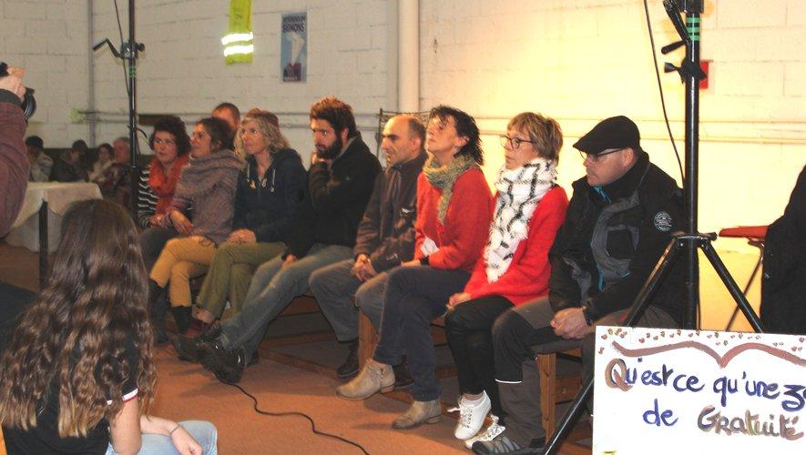 Des projets misant sur la solidarité, les créateurs de la « Mapoci » en ont plein la tête.