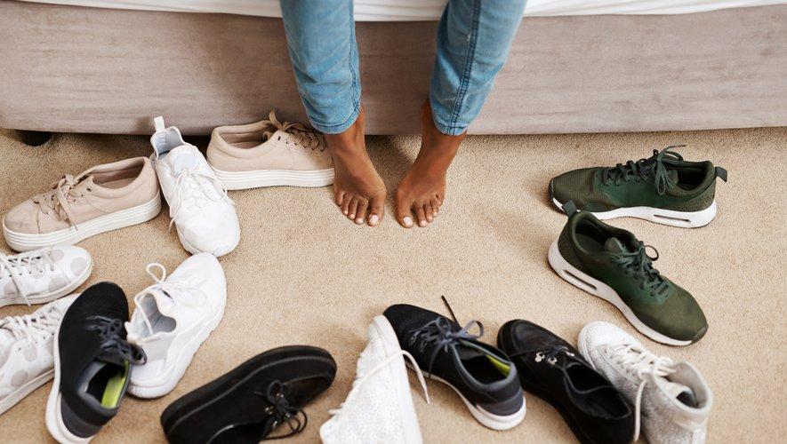 """""""sneakers"""", ces baskets en édition limitée qui s'arrachent dans le monde entier"""