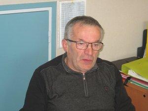 Marcel Boudes termine son mandat et raccroche son écharpe.