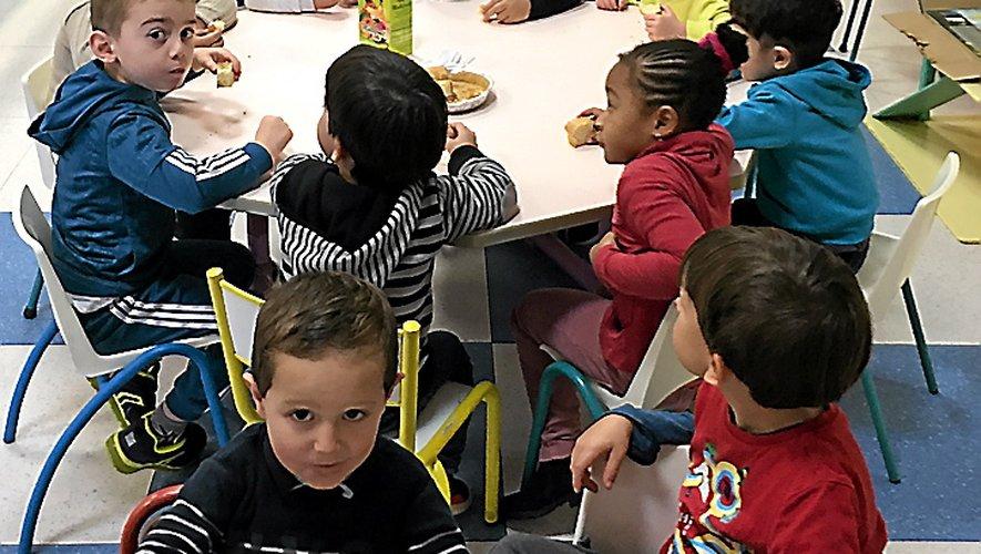 Decazeville : à l'école tout commence par un bon petit-déjeuner - Centre Presse Aveyron