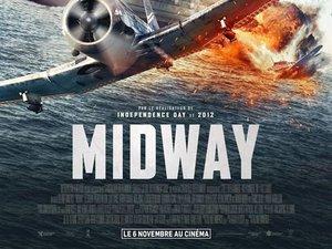 """""""Midway"""" a réussi son offensive sur  box-office nord-américain."""
