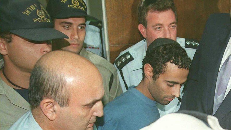 Le film sur Yigal Amir (au centre de la photo) a été choisi pour représenter Israël aux Oscars dans la catégorie du meilleur film étranger.
