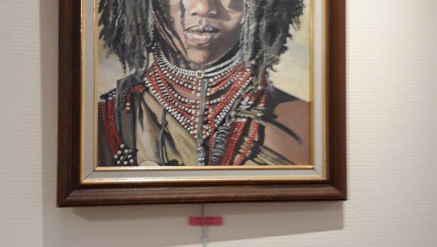 Portraits d'Afrique par Laëtitia Disdero