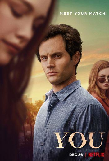 """Penn Badgley tient le rôle principal dans la série """"You"""" depuis 2018."""