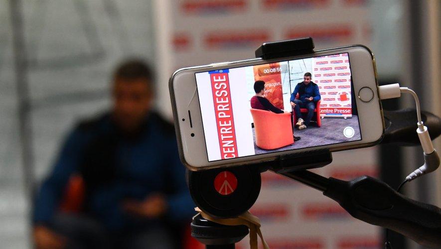 L'interview de Jean-Michel Da Cunha à découvrir en milieu de journée sur le site de Centre Presse Aveyron.