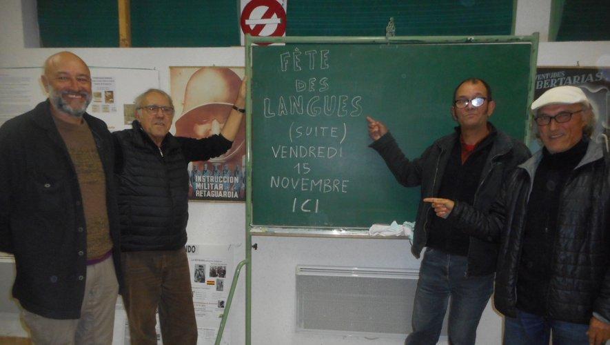Decazeville : la Fête des langues se prolonge cet automne… - Centre Presse Aveyron