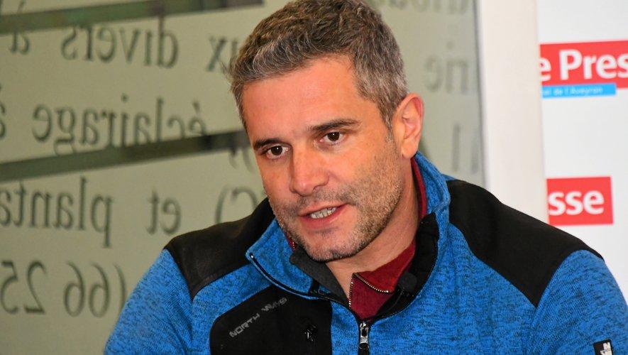 Jean-Michel Da Cunha invité de la rédaction des sports de Centre Presse Aveyron cette semaine