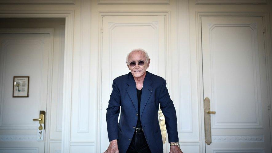 """Jacques Revaux, à l'origine de """"Comme d'habitude"""", popularisé en France par Claude François et devenu """"My Way"""""""