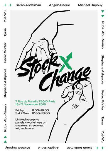 La première exposition française de StockX, the StockXchange, sera organisée du 15 au 17 novembre à Paris.