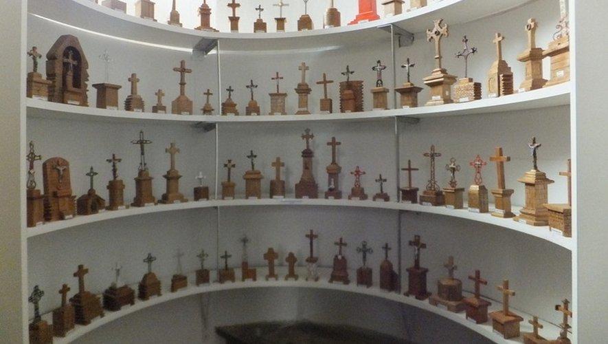 Les croix publiques de la commune.