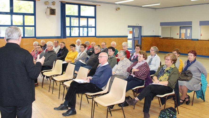 Rencontre à Saint-Gervais des responsables de Génération mouvement