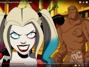"""""""Harley Quinn"""" arrivera le 29 novembre sur la plateforme DC Universe"""