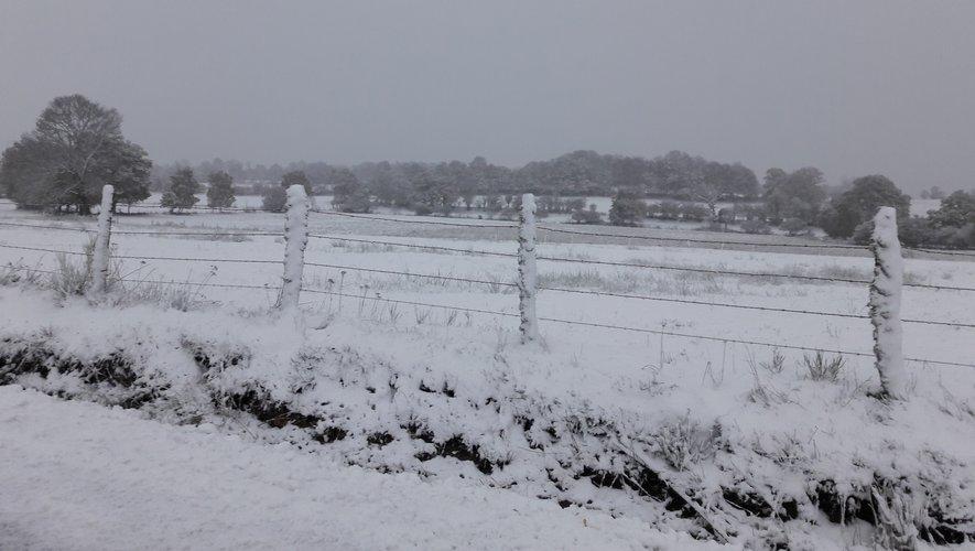 Depuis ce jeudi matin, la neige ne cesse de tomber provoquant le ballet des déneigeuses et entraînant quelques difficultés de circulation.
