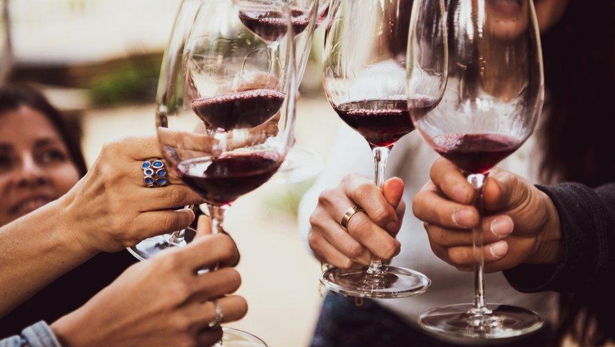 Les vins nouveaux sortent dès le 3ème jeudi du mois d'octobre