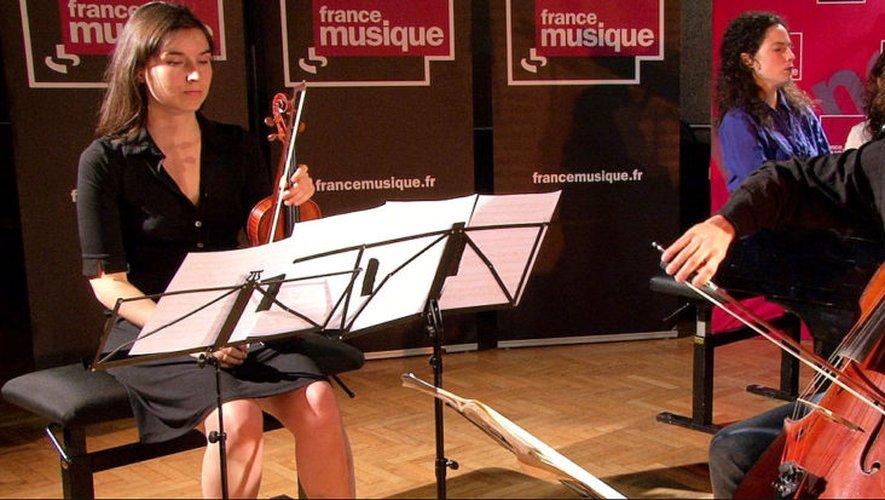 Le Trio Karénine se produira à la Grange de Floyrac jeudi prochain