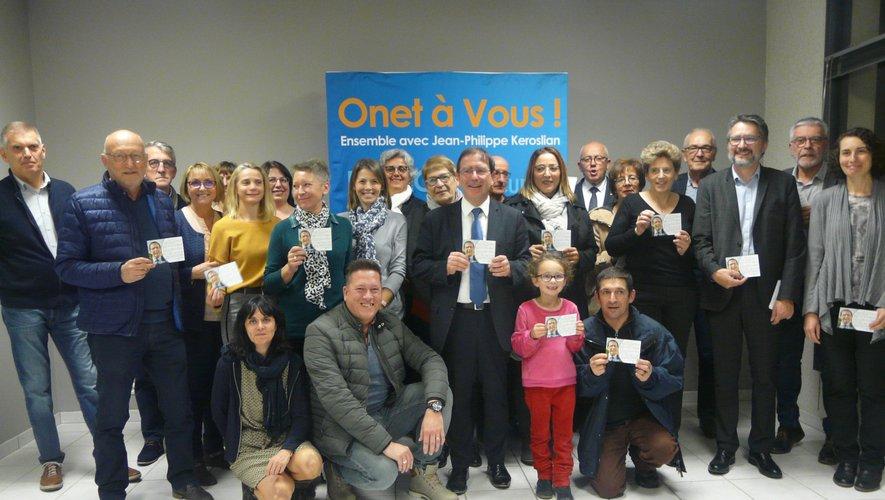 L''équipe « d'Onet à Vous » pour partager ensemblele renouveau d'Onet.