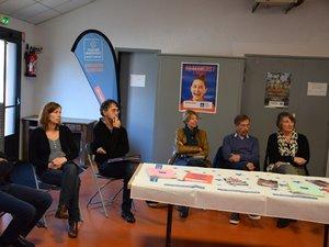 La réunion s'est tenueà Carcenac-Peyralès.