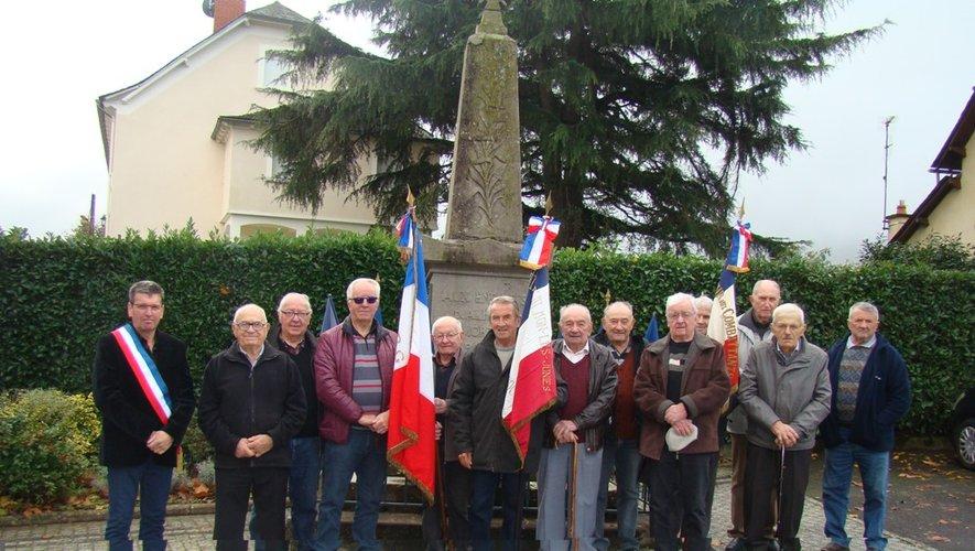 Le comité FNACA de notre commune a célébré la commémoration du 11 novembre