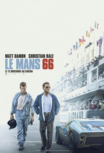 """""""Le Mans 66"""" avec Matt Damon et Christian Bale est en salles depuis le 13 novembre"""