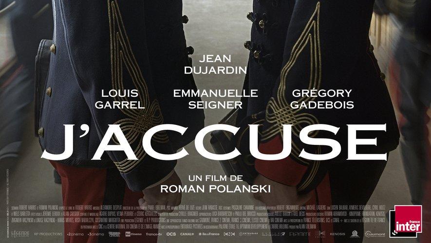 """""""J'accuse"""" de Roman Polanski retrace l'Affaire Dreyfus."""