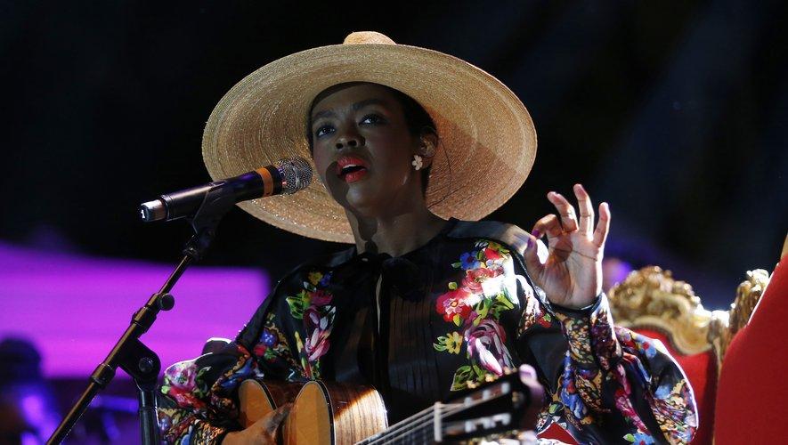 """Lauryn Hill a donné de la voix sur la bande originale du film """"Queen & Slim""""."""
